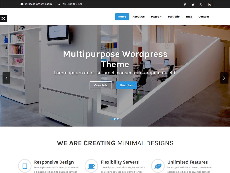 Esol free wordpress theme